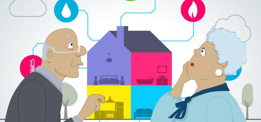Quels sont les avantages du maintien à domicile ?