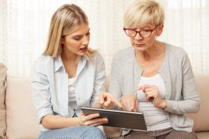 téléassistance pour les personnes âgées