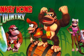 Donkey Kong Country - Glifpix